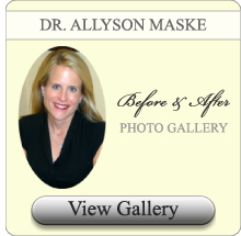 Dr. Allyson Maske's photo gallery of Before & After Cosmetic and Reconstructive Photos