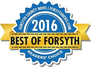 Best Of Forsyth Sticker 2016
