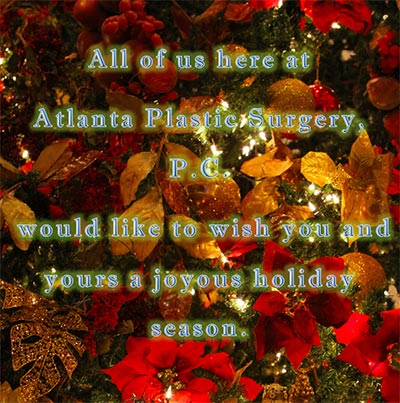 APS Holiday Image