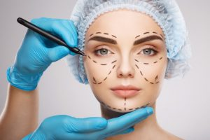 Minimizing Scarring from Facial Plastic Surgery Procedures