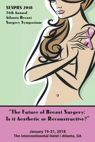 34th Breast Surgery Symposium Brochure Picture