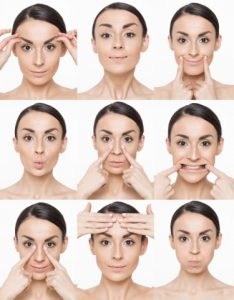 How Facial Muscles Contribute to Facial Wrinkles