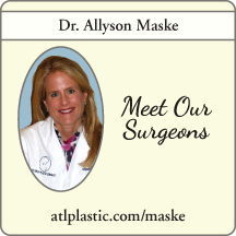 allyson maske md plastic surgeon