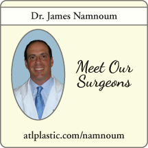james namnoum md plastic surgeon